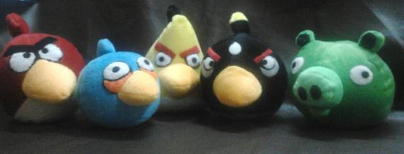 Angry bird Doll for sale